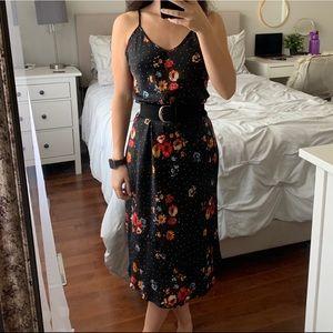 Dresses & Skirts - 3 for $30 Satin Slip Dress | Floral
